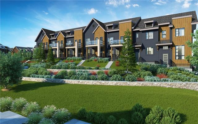 128 Livingston Common NE, Calgary, AB T3P 0V8 (#C4205063) :: Canmore & Banff