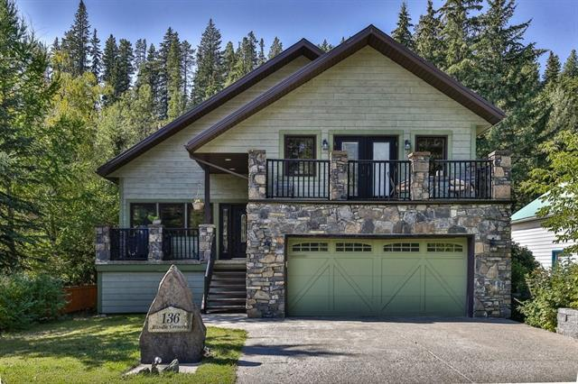 136 Rundle Crescent, Canmore, AB T1W 2L6 (#C4205074) :: Tonkinson Real Estate Team