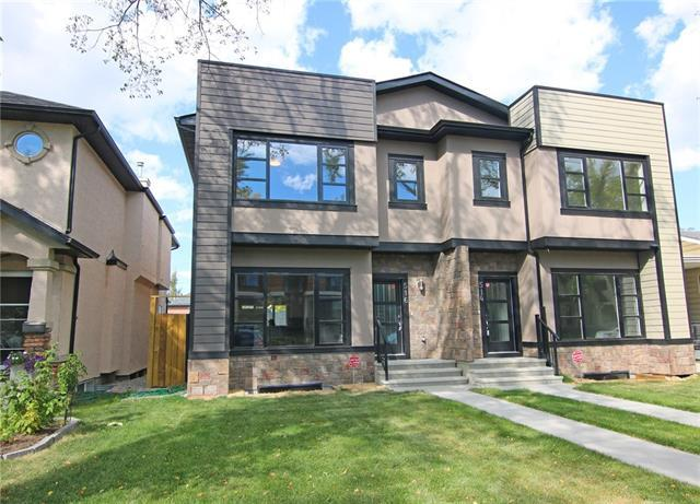 516 28 Avenue NW, Calgary, AB T2M 2K8 (#C4205086) :: The Cliff Stevenson Group