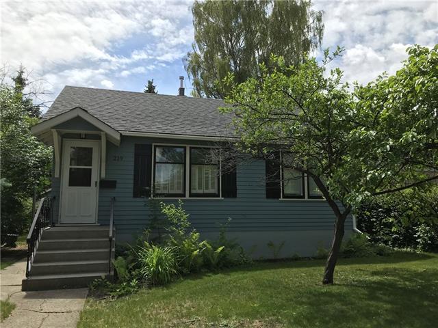 219 27 Avenue NW, Calgary, AB  (#C4205116) :: The Cliff Stevenson Group