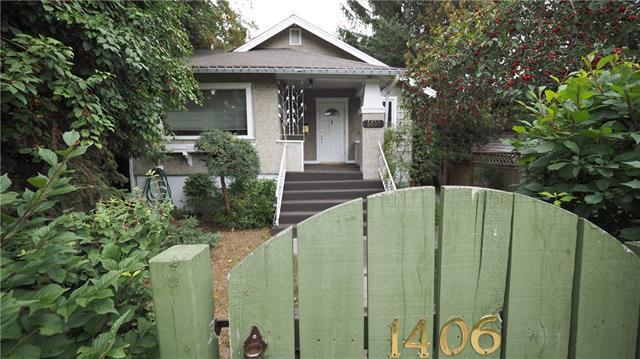 1406 6 Street NW, Calgary, AB T2M 3E6 (#C4205137) :: Canmore & Banff