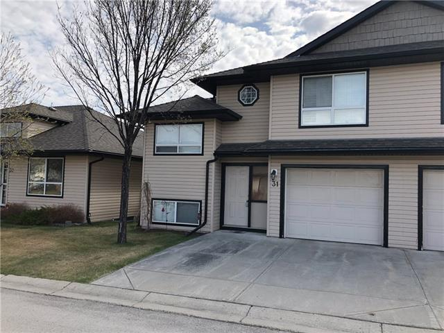 103 Fairways Drive NW #31, Airdrie, AB T4B 2Y5 (#C4205144) :: Your Calgary Real Estate