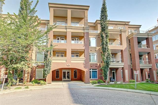 24 Hemlock Crescent SW #2205, Calgary, AB T3C 2Z1 (#C4205156) :: Redline Real Estate Group Inc