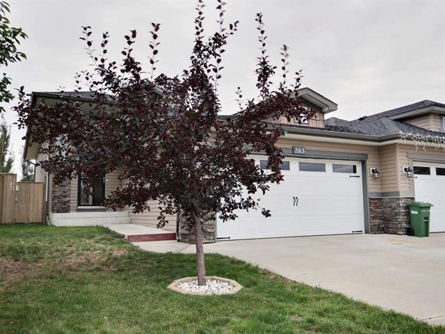 383 Ranch Ridge Court, Strathmore, AB T1P 0A5 (#C4205163) :: Canmore & Banff