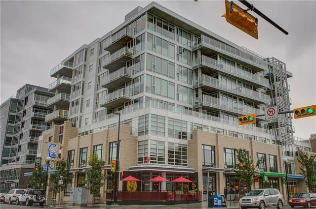 1087 2 Avenue NW #310, Calgary, AB T2N 5B2 (#C4205164) :: The Cliff Stevenson Group