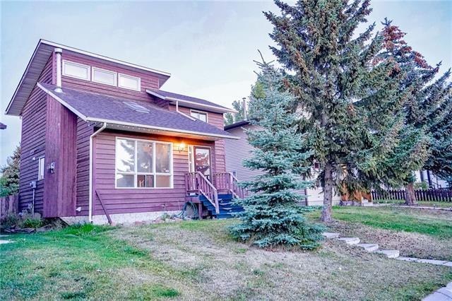 64 Castlebrook Place NE, Calgary, AB T3J 1V8 (#C4205176) :: Redline Real Estate Group Inc