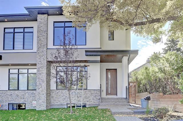 1413 22 Avenue NW, Calgary, AB T2M 1P9 (#C4205211) :: The Cliff Stevenson Group