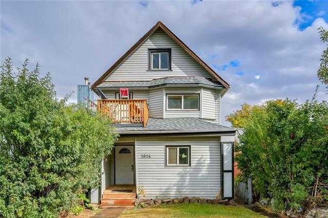 1814 8 Street SE, Calgary, AB T2G 3A1 (#C4205214) :: The Cliff Stevenson Group