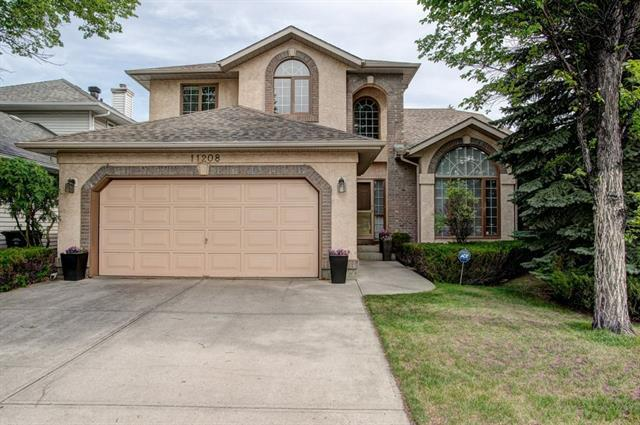 11208 Valley Ridge Drive NW, Calgary, AB T3B 5L8 (#C4205215) :: Redline Real Estate Group Inc