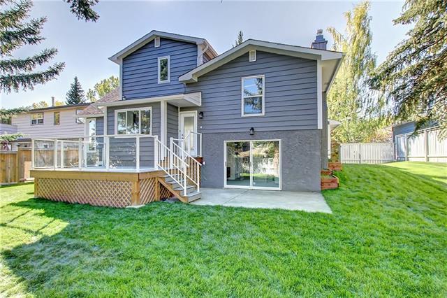 2720 Palliser Drive SW, Calgary, AB T2V 4G2 (#C4205239) :: Redline Real Estate Group Inc