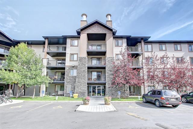 8 Bridlecrest Drive SW #2334, Calgary, AB T2Y 0H7 (#C4205248) :: Redline Real Estate Group Inc