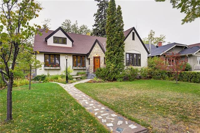 311 Scarboro Avenue SW, Calgary, AB T3C 2H5 (#C4205249) :: Redline Real Estate Group Inc