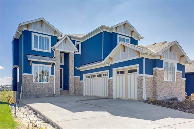 215 Stonemere Green, Chestermere, AB T1X 0S1 (#C4205299) :: Canmore & Banff
