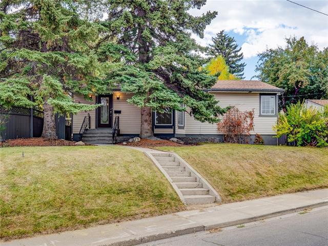 2705 Richmond Road SW, Calgary, AB T3E 4M7 (#C4205303) :: Redline Real Estate Group Inc
