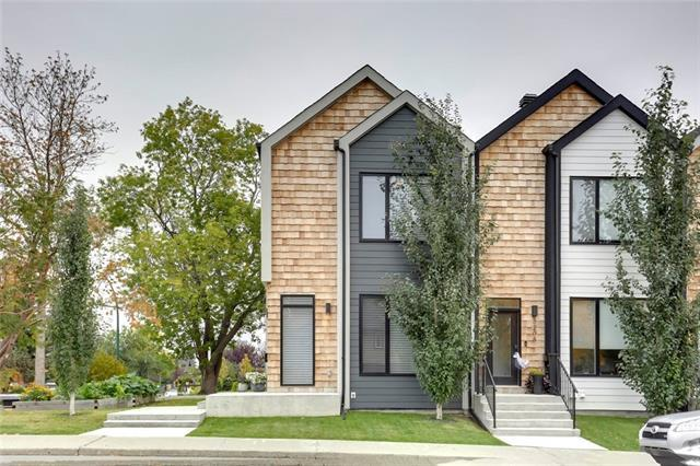 2039 31 Avenue SW, Calgary, AB T2T 1T3 (#C4205304) :: Redline Real Estate Group Inc