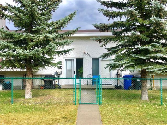 4636 73 Street NW #5, Calgary, AB T3B 2M4 (#C4205325) :: The Cliff Stevenson Group
