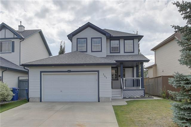 141 West Creek Close, Chestermere, AB T1X 1M3 (#C4205335) :: The Cliff Stevenson Group