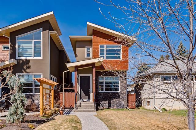 623 16 Street NW, Calgary, AB T2N 2C2 (#C4205336) :: Redline Real Estate Group Inc