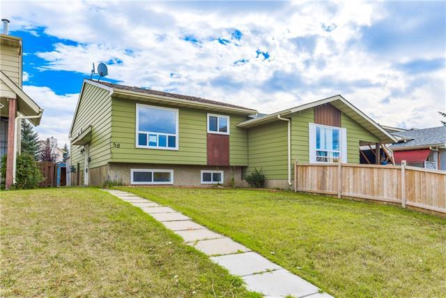 58 Falwood Crescent NE, Calgary, AB T3J 1E3 (#C4205338) :: Redline Real Estate Group Inc