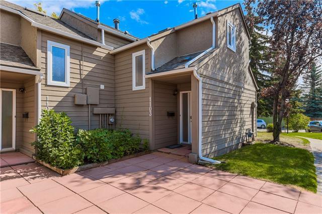 829 Coach Bluff Crescent SW #1103, Calgary, AB T3H 1B1 (#C4205366) :: Redline Real Estate Group Inc