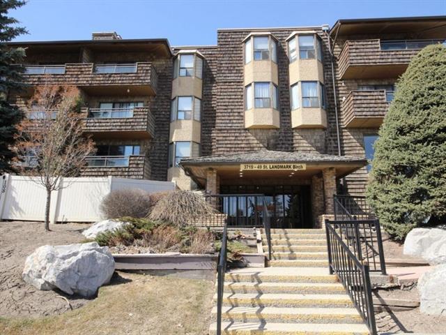 3719B 49 Street NW #202, Calgary, AB T3A 2E3 (#C4205378) :: Redline Real Estate Group Inc
