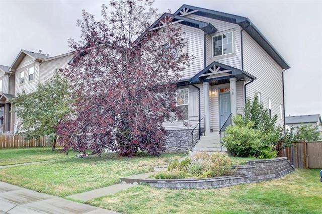 36 Covemeadow Road NE, Calgary, AB T3K 6B2 (#C4205379) :: Redline Real Estate Group Inc