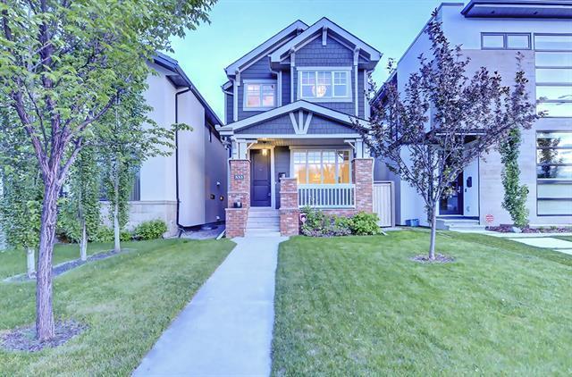 533 26 Avenue NW, Calgary, AB T2M 2E4 (#C4205390) :: Redline Real Estate Group Inc