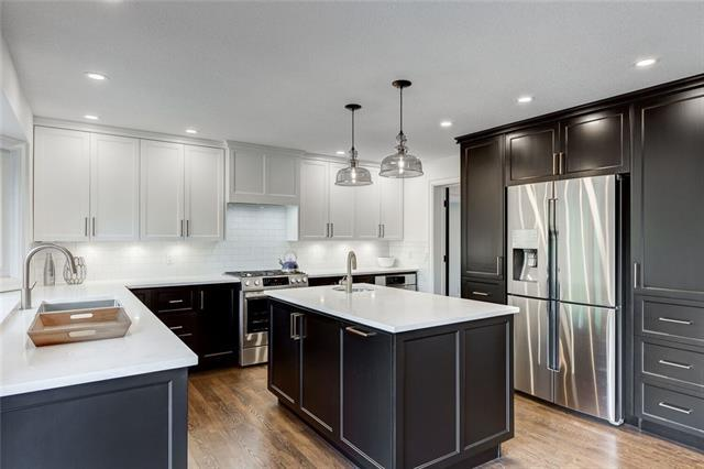 191 Canterville Drive SW, Calgary, AB T2W 3X9 (#C4205415) :: The Cliff Stevenson Group