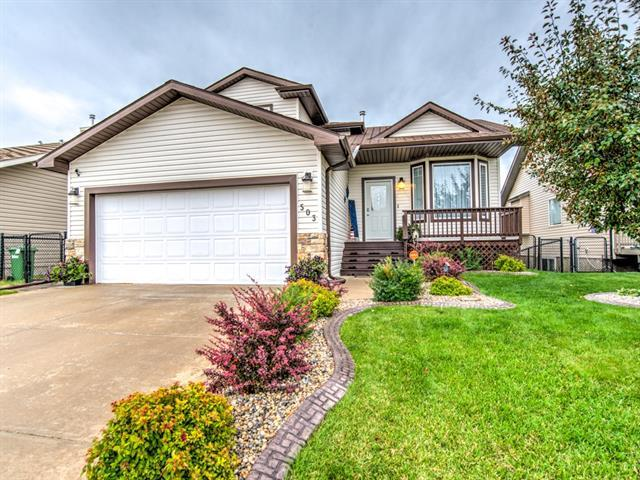 503 Highland Close, Strathmore, AB T1P 1Z5 (#C4205427) :: Redline Real Estate Group Inc