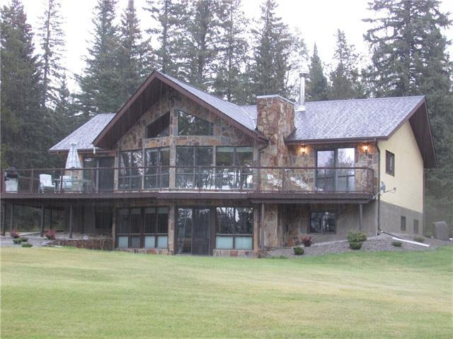 7231 HWY 584, Rural Mountain View County, AB T0M 1X0 (#C4205451) :: Redline Real Estate Group Inc