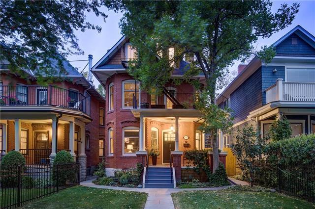 618 23 Avenue SW, Calgary, AB T2S 0J7 (#C4205455) :: Calgary Homefinders