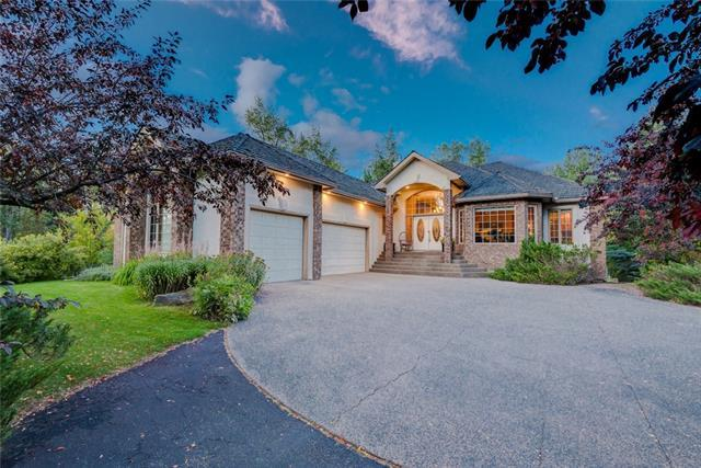 7112 Bow Crescent NW, Calgary, AB T3S 2B9 (#C4205461) :: The Cliff Stevenson Group