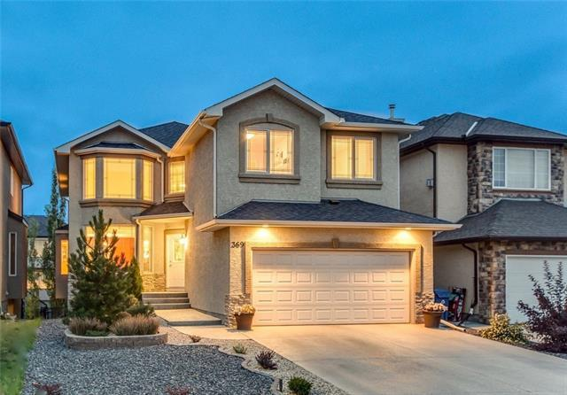 369 Everglade Circle SW, Calgary, AB T2Y 4M9 (#C4205469) :: Canmore & Banff
