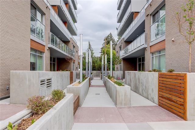 1234 5 Avenue NW #1102, Calgary, AB T2N 0R9 (#C4205474) :: Redline Real Estate Group Inc