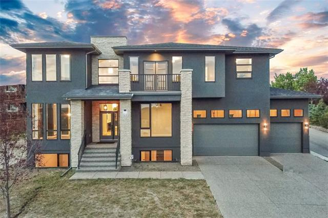 132 Fortress Bay SW, Calgary, AB T3H 0T3 (#C4205477) :: The Cliff Stevenson Group