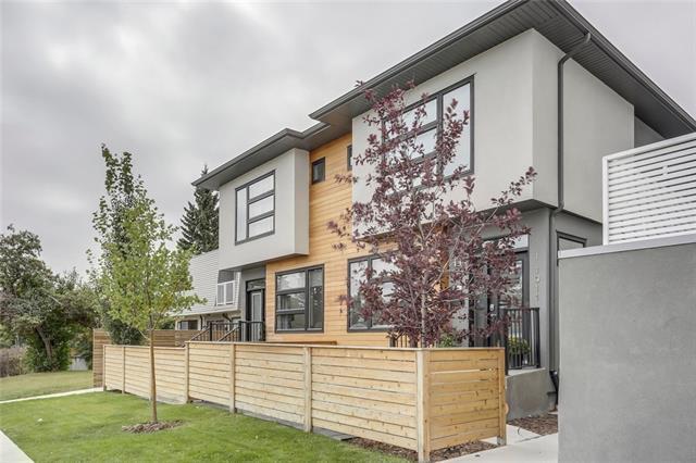 1911 24 Street SW #2, Calgary, AB T3E 1S9 (#C4205494) :: Redline Real Estate Group Inc