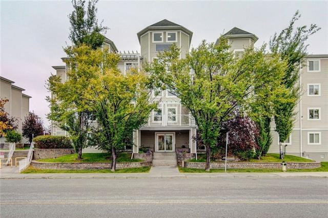 280 Shawville Way SE #209, Calgary, AB T2Y 3Z8 (#C4205519) :: Canmore & Banff