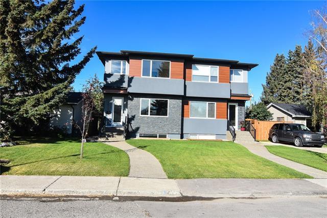 81 Street NW #4613, Calgary, AB T1R 1R7 (#C4205535) :: The Cliff Stevenson Group