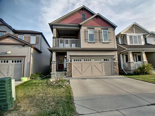2926 Chinook Winds Drive SW, Airdrie, AB T4B 0P6 (#C4205536) :: Redline Real Estate Group Inc
