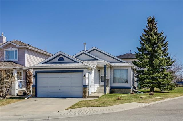 187 Hidden Spring Close NW, Calgary, AB T3A 5K1 (#C4205541) :: Redline Real Estate Group Inc