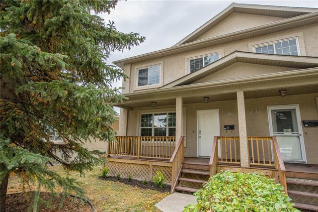 2417 53 Avenue SW, Calgary, AB T3E 1L4 (#C4205547) :: Tonkinson Real Estate Team
