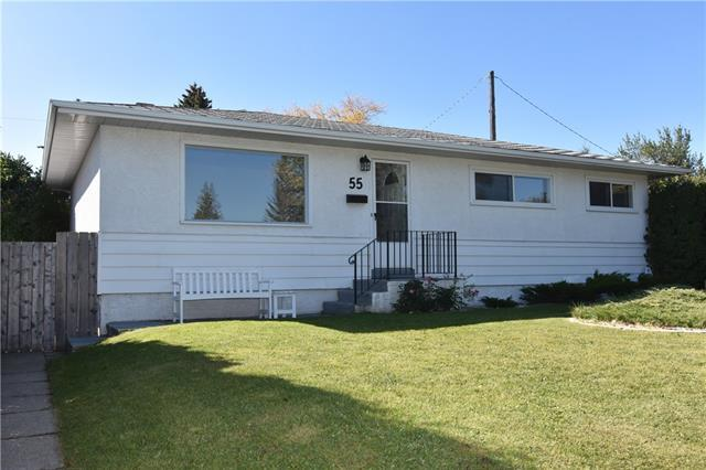 55 Rossmere Road SW, Calgary, AB T3C 2N8 (#C4205553) :: Canmore & Banff