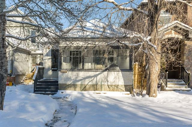 1420 18 Avenue NW, Calgary, AB T2M 0W6 (#C4205559) :: The Cliff Stevenson Group