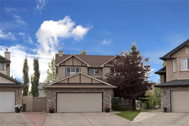 66 Crystal Shores Place, Okotoks, AB T1S 2G3 (#C4205567) :: Canmore & Banff