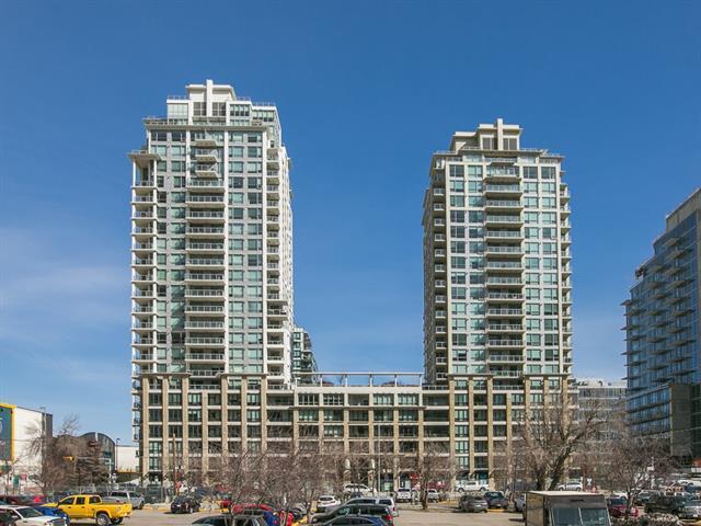 222 Riverfront Avenue SW #1413, Calgary, AB T2P 0W3 (#C4205575) :: The Cliff Stevenson Group