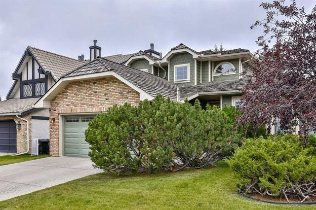 127 Hawkview Manor Circle NW, Calgary, AB T3G 2Z8 (#C4205598) :: Redline Real Estate Group Inc