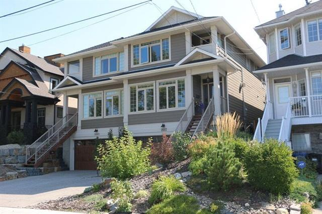 2007 20 Avenue SW, Calgary, AB T2T 0M1 (#C4205613) :: Canmore & Banff