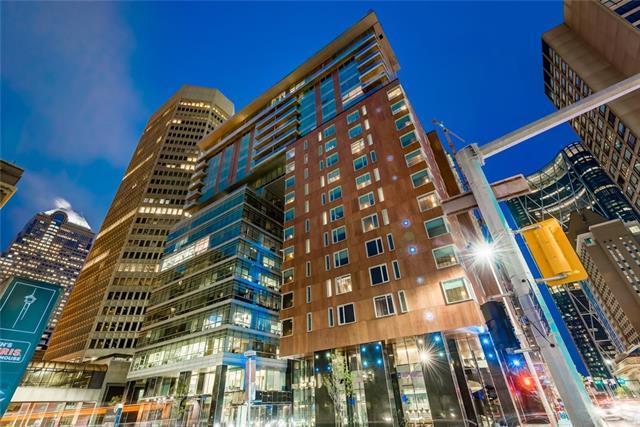 108 9 Avenue SW #1501, Calgary, AB T2T 2Y7 (#C4205637) :: Tonkinson Real Estate Team