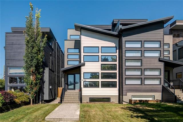 2138 30 Avenue SW, Calgary, AB T2T 1R4 (#C4205651) :: Canmore & Banff