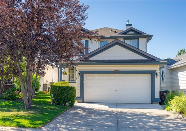 55 Tuscany Hills Park NW, Calgary, AB T3L 2A3 (#C4205691) :: Redline Real Estate Group Inc